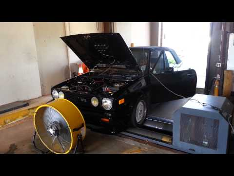 CabrioLow emissions test 2014
