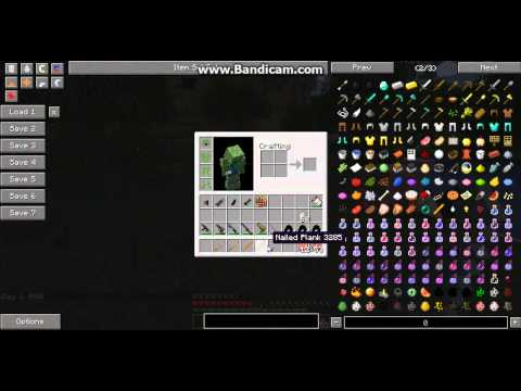Minecraft Mod Review 1.4.5: Dayz Mod