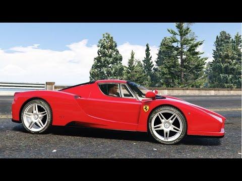 2002 Ferrari Enzo Autovista - GTA V