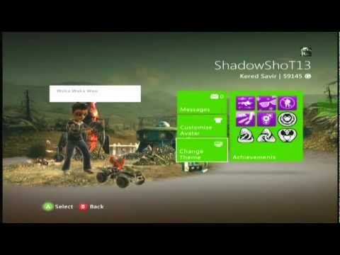 Xbox 360- How to change theme in new update