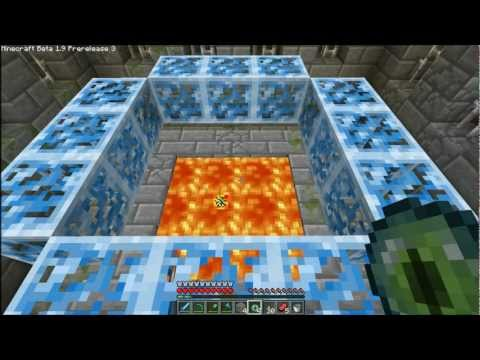 Minecraft 1.9 Pre-Release 3 How To Find Crystal Blocks