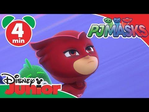 PJ Masks | Super Skills! | Disney Junior UK