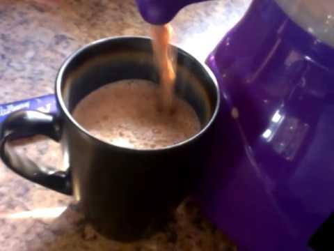 Cadbury Hot Chocolate Maker Video #2