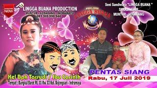 Download LIVE STREAMING SANDIWARA LINGGA BUANA Bungkul Barat, Rabu, 17 Juli 2019 PENTAS SIANG Video