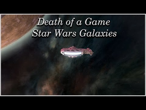 Death of a Game: Star Wars Galaxies