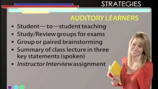 Active Learning Strategies (Linda Dunham)