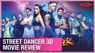 Street Dancer 3D movie review by Sakshma & public reaction   Varun Dhawan   Shraddha Kapoor   Nora