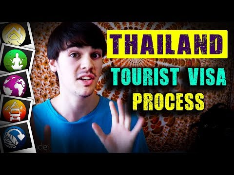 Thai Tourist Visa Application Process