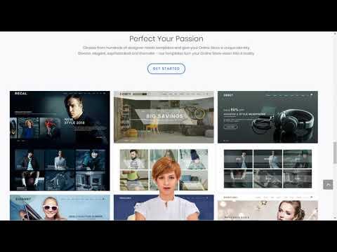 Online Web Store Builder   Build an Ecommerce Website Create Online Shop Website in Ireland