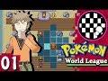 Pokemon World League | PART 1 | Strategy RPG
