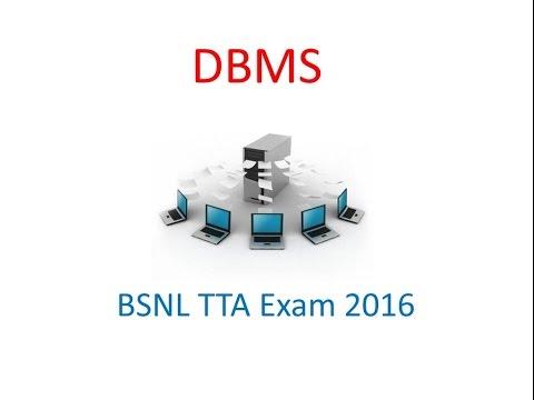 DBMS- Database Management System