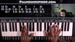 Piano Lesson | Big Sean | Jump Out the Window