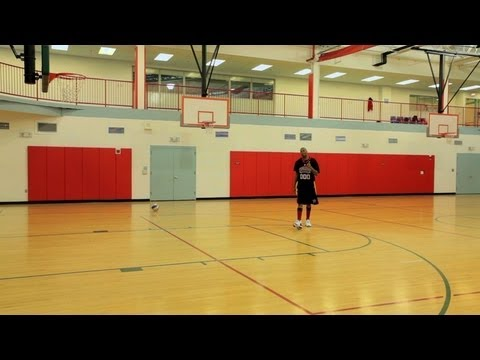How to Make a Hook Shot | Basketball