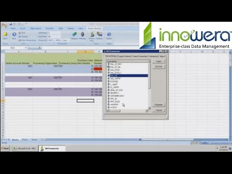 Run SAP Directly From Excel