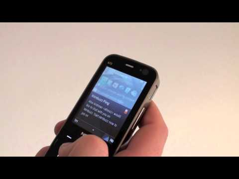 Nimbuzz Ping - Free Text Push-Notifications [Nokia Symbian]