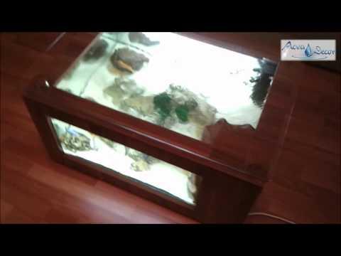 Coffee table aquarium (Aqua Table Basic)