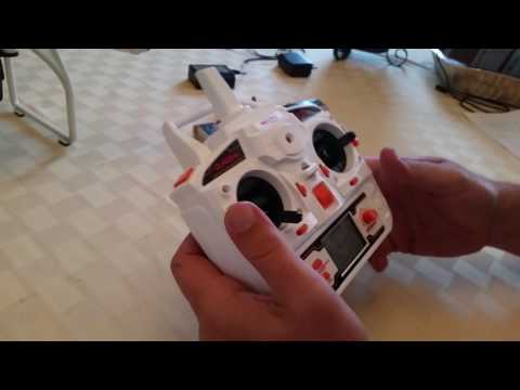 MJX X101 Drone Quadcopter Beginners Tutorial. Learn what's not clear in the manual.