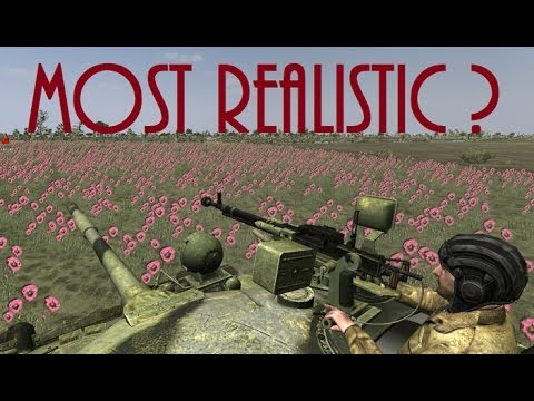 Steel Armor : Most realistic tank simulator ?