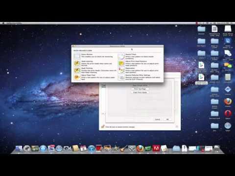 Ricoh SG3110DN Printer ICC setup with MAC Platform -
