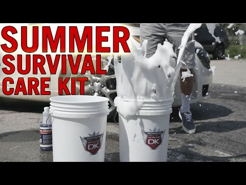 How To Keep Your Car Clean In The Summer