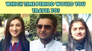 Bolo Pakistan | Which Time Period Would You Travel To? | MangoBaaz