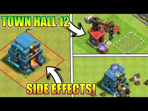 SIDE EFFECTS OF TOWN HALL 12 UPDATE IN CLASH OF CLANS | META CHANGING UPDATE EVER