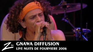 Gnawa Diffusion - Nuits de Fourvière - LIVE