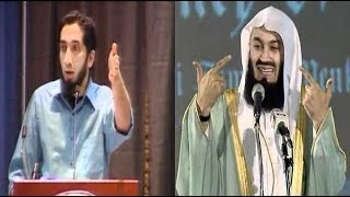 Be Happy With Your Looks! | Mufti Menk & Ustadh Nouman Ali Khan