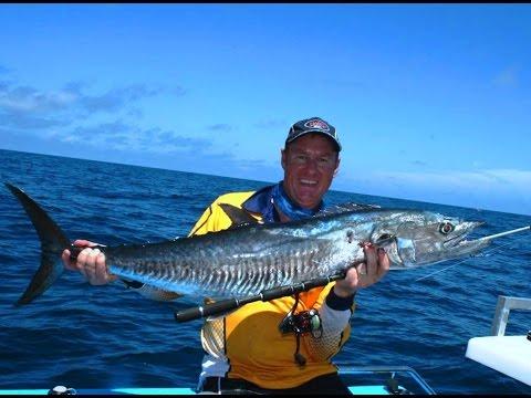 How to catch Spanish Mackerel (and King Mackerel)