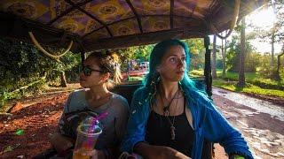EXPLORING ANGKOR WAT TEMPLES & RUINS : CAMBODIA ADVENTURES