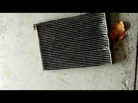 Change cabin air filter Nissan altima 2.5 sl
