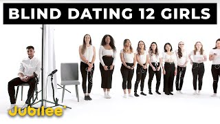 12 vs 1: Speed Dating 12 Girls Without Seeing Them
