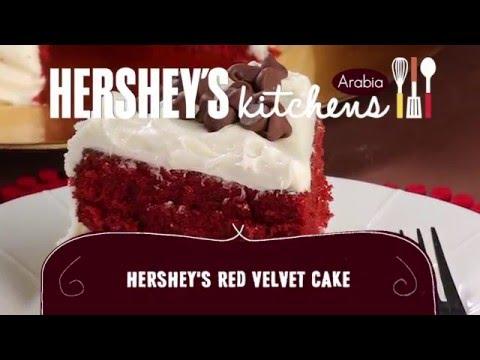 HERSHEY'S Red Velvet Cake Recipe