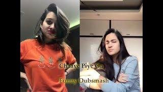 Download Chai PiyeGa Funny Beautiful Girls Dubsmash Video