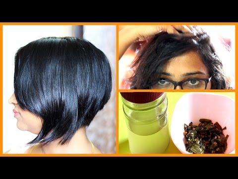 Effective Homemade HAIR OIL - to Stop Hair Fall, Dandruff/ Fast Hair Growth, Shiny Thick Hair