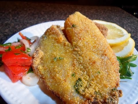 How to Fry Tilapia - Easy Cooking!