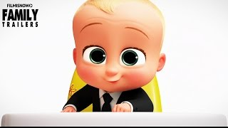 THE BOSS BABY Trailer #2 | New Footage for the animated family movie