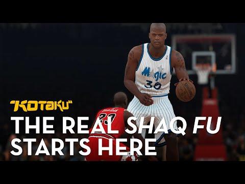 There's Something Freakishly Wrong With NBA 2K18