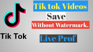 how to download musically videos without watermark Videos - 9tube tv