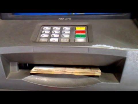 Automatic teller machine - ATM - स्वचालित टेलर मशीन