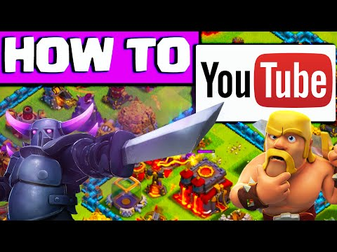 Clash of Clans ♦ War Attacks, Q&A, 'How To YouTube' ♦ CoC ♦