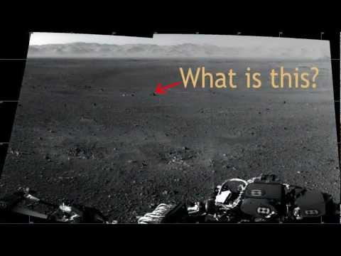 Curiosity Rover FINDS PYRAMIDS on Mars - PROOF POSITIVE!