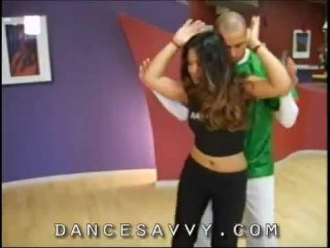 Bachata Instructional Dance DVD -  Carlos Cinta