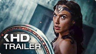 """JUSTICE LEAGUE """"Unite The League - Wonder Woman"""" Teaser Trailer (2017)"""