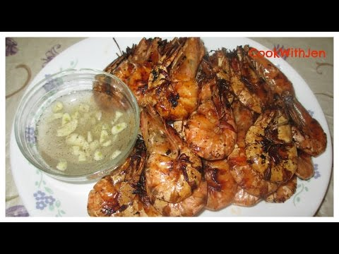 #06-PRAWNS COOK IN SPRITE ll Lutong Bahay