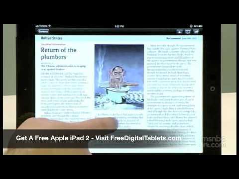 Why iPad magazines finally matter - Digital Magazines