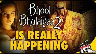 Akshay Kumar's Bhool Bhulaiyaa Film Get a Sequel