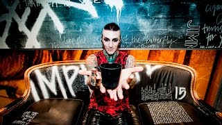 THE ENEMY: A coffee with Chris Motionless
