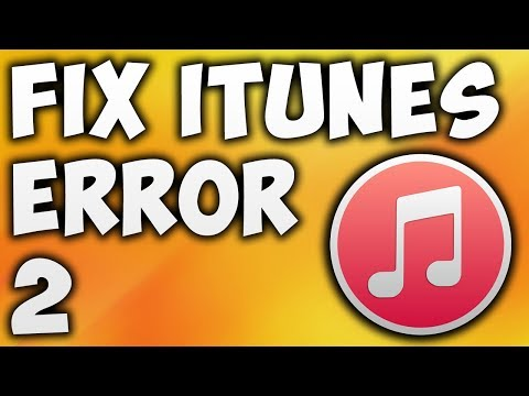 How To Fix iTunes Apple Application Support Was Not Found - The Easiest Way To Solve iTunes Error 2