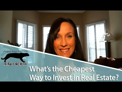 Phoenix Real Estate Agent: A cheaper way to buy investment properties